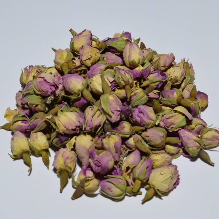 PINK ROSE BUDS MOROCCO (SECOND RATE)