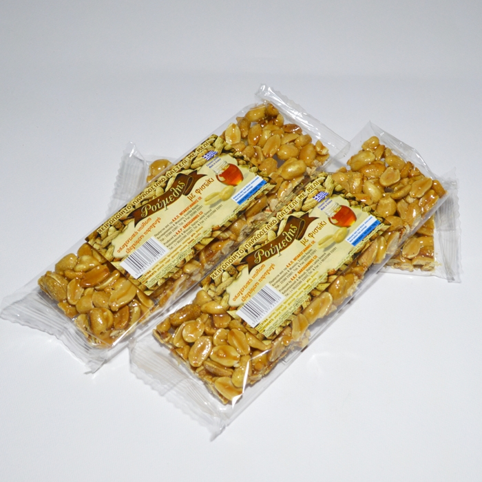 SESAME BAR WITH PEANUTS