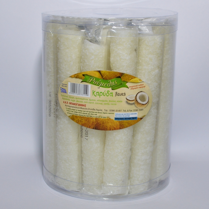 DRIED WHITE COCONUT