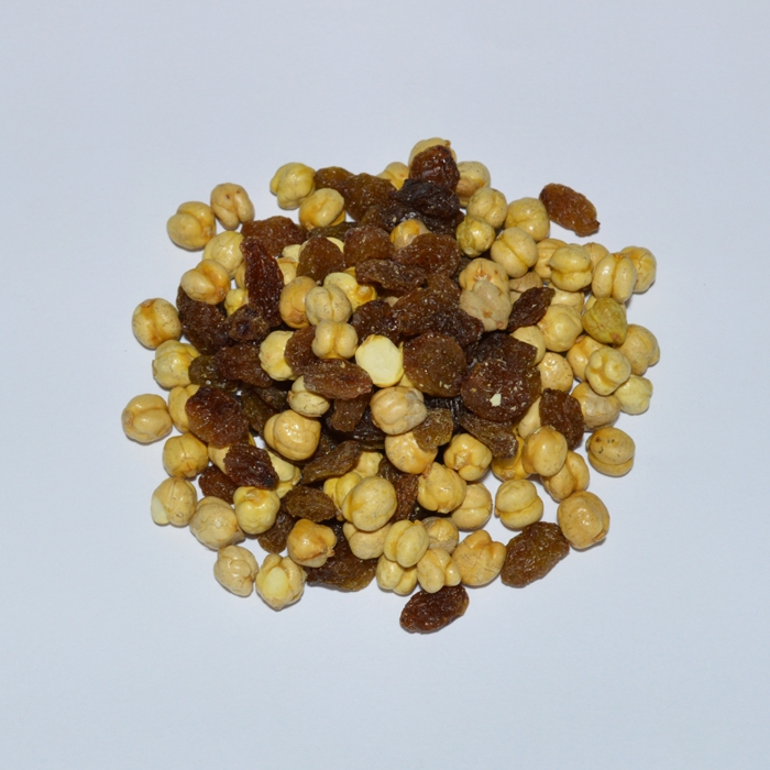 MIX RAISINS & ROASTED CHICKPEAS