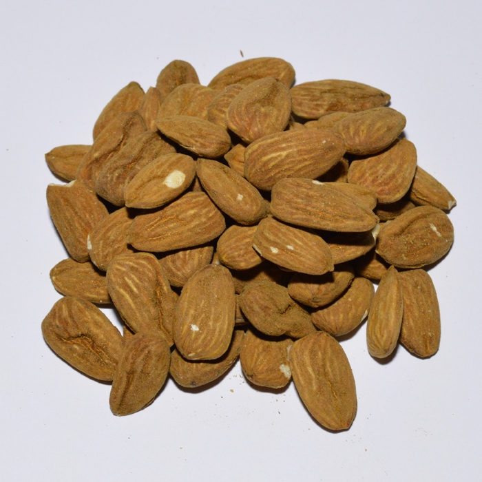 GREEK LARGE RAW ALMONDS UNSALTED