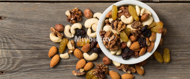 Επιλεγμένοι ξηροί καρποί υψηλής διατροφικής αξίας