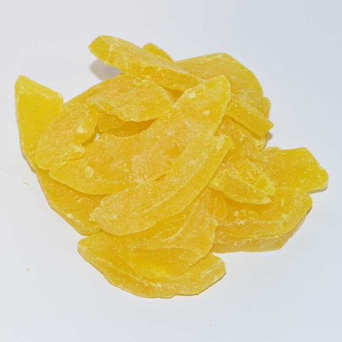 DRIED PAPAYA WITH LEMON FLAVOR