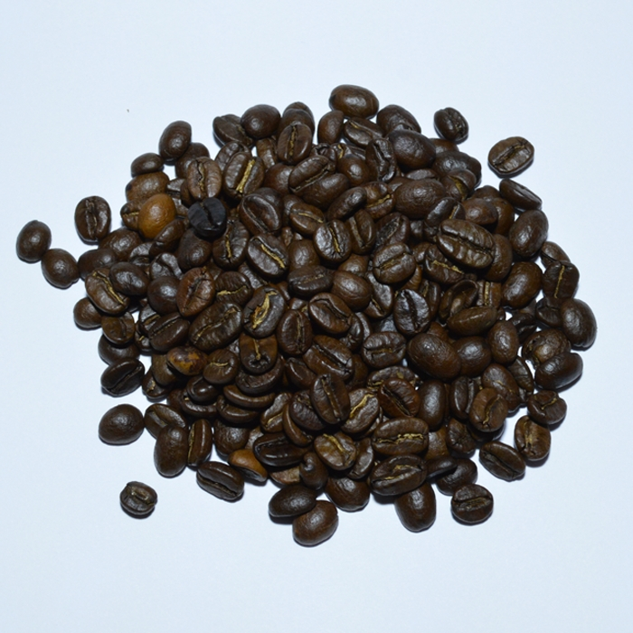ROASTED GREEK DARK COFFEE BEANS