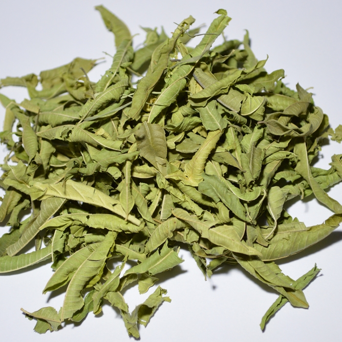 DRIED LEMON VERBENA LEAVES
