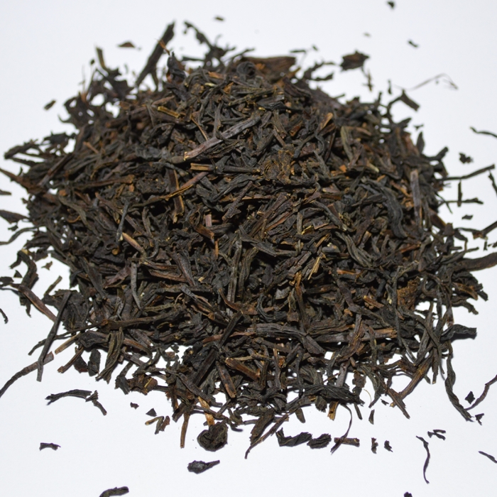 BLACK RUBBED TEA