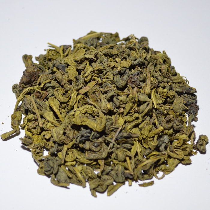 GREEN CEYLON TEA LEAVES (FIRST RATE)