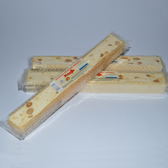 NOUGAT WITH ROASTED PEANUTS 130gr
